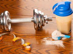 Beginnen met eiwitten en shakes
